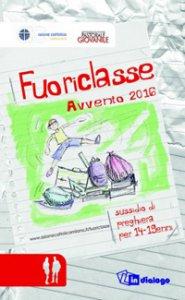 Copertina di 'Fuoriclasse. Avvento 2016'
