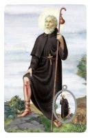 Card San Pellegrino in PVC - 5,5 x 8,5 cm - italiano
