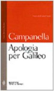 Copertina di 'Apologia per Galileo'