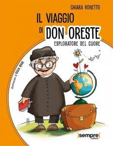 Copertina di 'Il viaggio di don Oreste'