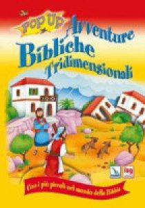 Copertina di 'Avventure bibliche tridimensionali'