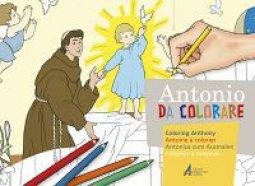 Copertina di 'Antonio da colorare'