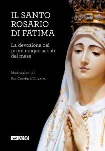 Copertina di 'Il Santo Rosario di Fatima'