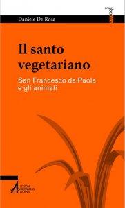 Copertina di 'Il santo vegetariano'