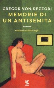Copertina di 'Memorie di un antisemita'