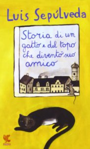 Copertina di 'Storia di un gatto e del topo che diventò suo amico'