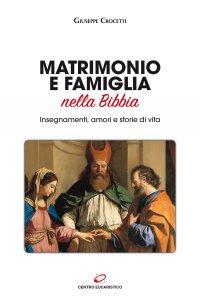 Copertina di 'Matrimonio e famiglia nella Bibbia'