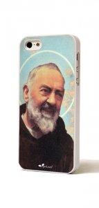 """Copertina di 'Cover Iphone 5 """"Padre Pio""""'"""
