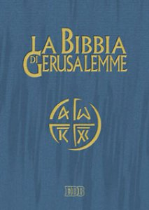 Copertina di 'La Bibbia di Gerusalemme (versione per lo studio)'