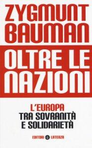 Copertina di 'Oltre le nazioni. L'Europa tra sovranità e solidarietà'