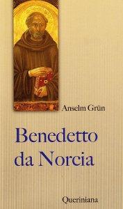 Copertina di 'Benedetto da Norcia'