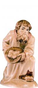 Copertina di 'Pastore con doni B.K. - Demetz - Deur - Statua in legno dipinta a mano. Altezza pari a 12 cm.'