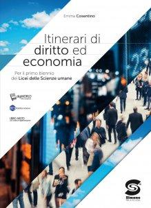 Copertina di 'Itinerari di diritto ed economia + Passato presente'