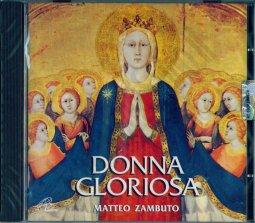 Copertina di 'Donna gloriosa'