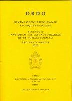 Ordo Divini Officii Recitandi Sacrique Peragendi - Pontificia Commissione Ecclesia Dei