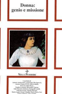 Copertina di 'Donna: genio e missione'