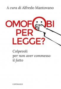 Copertina di 'Omofobi per legge?'