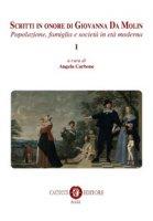 Scritti in onore di Giovanna Da Molin