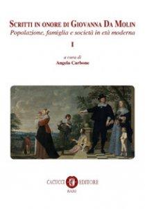 Copertina di 'Scritti in onore di Giovanna Da Molin'