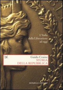 Copertina di 'Storia della Repubblica. L'Italia dalla Liberazione ad oggi'