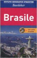 Brasile. Con carta stradale 1:4.000.000