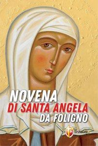 Copertina di 'Novena di santa Angela da Foligno'