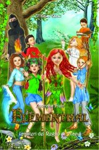 Copertina di 'Elementhal. I misteri del Regno di Viland'