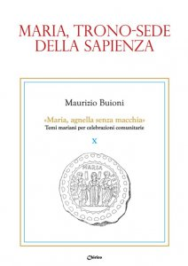 Copertina di 'Maria, trono-sede della Sapienza'