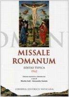 """""""Missale Romanum"""". Editio Typica 1962"""