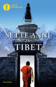 Copertina di 'Sette anni in Tibet'