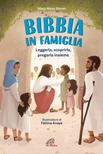 Copertina di 'Bibbia in famiglia'