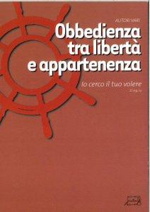 Copertina di 'Obbedienza tra libertà e appartenenza'