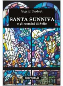 Copertina di 'Santa Sunniva e gli uomini di Selje'