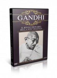 Copertina di 'Gandhi - Il rivoluzionario della non violenza'