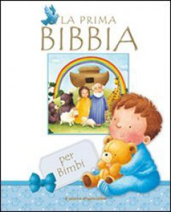 Copertina di 'La prima Bibbia - per bimbi'