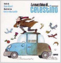 Copertina di 'La macchina di Celestino'