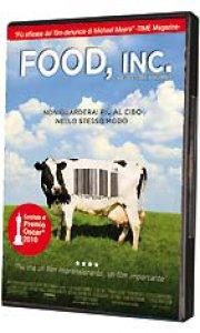 Copertina di 'Food Inc. - Non guarderai più al cibo allo stesso modo'