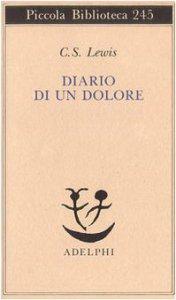 Copertina di 'Diario di un dolore'