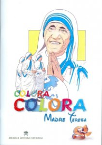 Copertina di 'Colora Madre Teresa'