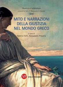 Copertina di 'Mito e narrazioni della giustizia nel mondo greco'