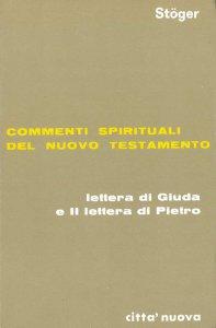 Copertina di 'Lettera di Giuda e seconda lettera di Pietro'