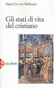 Copertina di 'Gli stati di vita del cristiano'