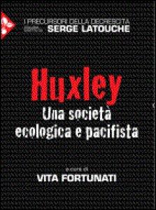 Copertina di 'Huxley'