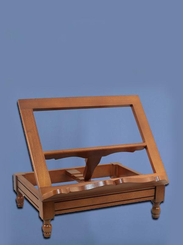 Leggio da tavolo in stile classico in legno leggii - Costruire un leggio da tavolo ...