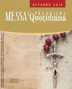 Copertina di 'Messa e preghiera quotidiana. Ottobre 2019'