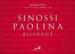 Copertina di 'Sinossi paolina bilingue'