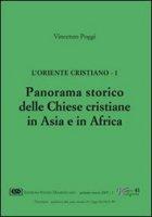 L'Oriente cristiano [vol_1] / Panorama storico delle Chiese cristiane in Asia e in Africa - Poggi Vincenzo