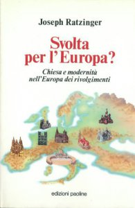 Copertina di 'Svolta per l'Europa?'