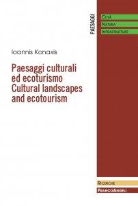 Copertina di 'Paesaggi culturali ed ecoturismo'