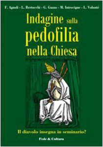 Copertina di 'Indagine sulla pedofilia nella Chiesa'